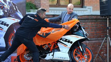 KTM RC390, RC200 launched at NPR 649,000 and 499,900 - Nepal