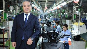 Hiroaki Fujita appointed new Chairman of Yamaha Motor Group Companies in India - IAB Report