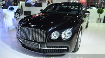 IAB Report - New Bentley Flying Spur, Continental GT V8 showcased in Thailand