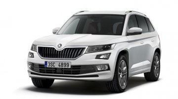 Skoda's 7-seat SUV based on the actual car - Rendering