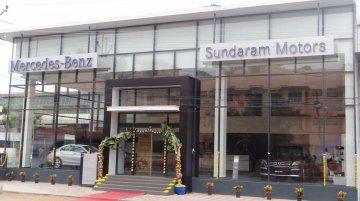 Sundaram Motors opens new Mercedes dealership in Madurai - IAB Report