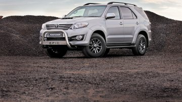 Toyota Fortuner Epic (South Africa-spec) - Image Gallery (Unrelated)
