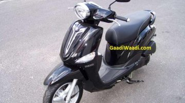 Yamaha D'elight spotted in India - Spied