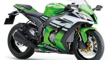 Kawasaki launches Ninja ZX-10R 30th Anniversary edition in India - IAB Report