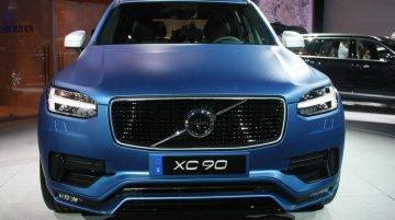 2015 NAIAS Live - 2015 Volvo XC90 R-Design (India-bound)