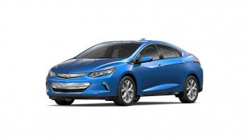 2016 will be a limited model year for the Chevrolet Volt – IAB Report