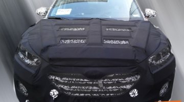 2016 Hyundai ix35 (Tucson) spotted ahead of its launch this year - China