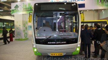 Ashok Leyland Optare Versa EV