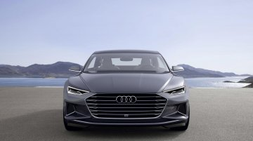 Audi Prologue piloted-driving concept revealed at CES - Video
