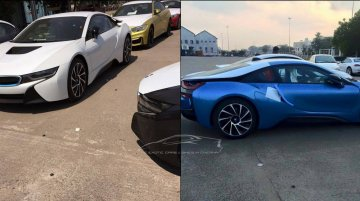 BMW i8 to launch in India on February 18 - IAB Report [Spotted in Chennai]