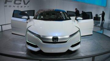 2015 NAIAS Live - Honda FCV Concept