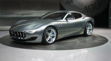 2015 NAIAS Live - Maserati Alfieri Concept