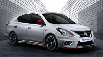 Nissan Almera (Nissan Sunny) NISMO launched - Malaysia