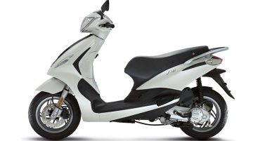 Piaggio Fly scooter imported to India for R&D purposes - IAB Report