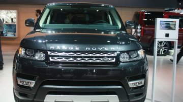 2015 NAIAS Live - Range Rover and Range Rover Sport diesel for U.S.