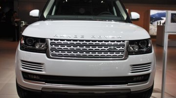 JLR's SVO to build armored Range Rover - Report