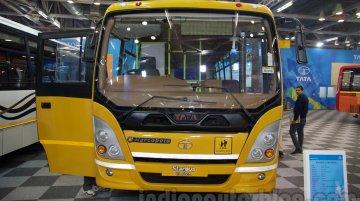 Tata Starbus Ultra SKOOL, Ultra AC Urban showcased - IAB Report