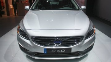302 hp Volvo S60 T6 Petrol will launch in India in July - IAB Report