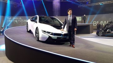BMW i8 launched in India at INR 2.29 crores - IAB Report [Update]