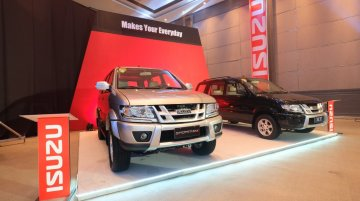 2015 Isuzu Crosswind (Chevrolet Tavera) launched with an automatic transmission - Philippines
