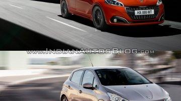 2015 Peugeot 208 vs Peugeot 208 - Old vs New