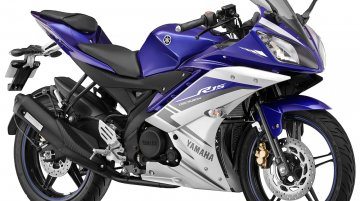 Yamaha R15 V2.0 launched in two new colours - IAB Report