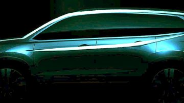 2016 Honda Pilot SUV teased, unveiling on Feb 12 - IAB Report