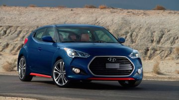 2016 Hyundai Veloster (facelift) unveiled in Chicago - IAB Report