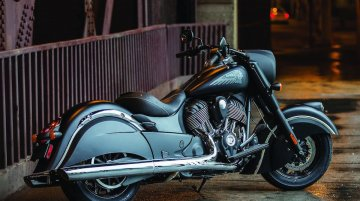Indian Chief Dark Horse priced in India at INR 22 lakhs - IAB Report