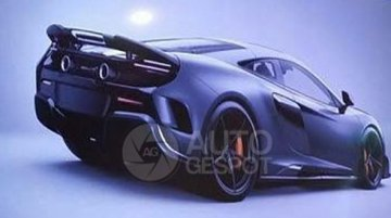 Geneva-bound McLaren 675LT leaked - Report