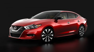 2016 Nissan Maxima to debut at 2015 New York Auto Show - IAB Report