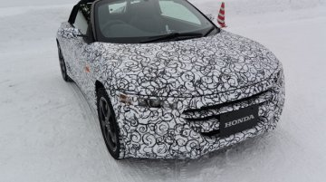 Honda S660 production prototype unveiled in Japan - Report