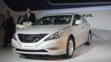 Hyundai Sonata discontinued in India - Report