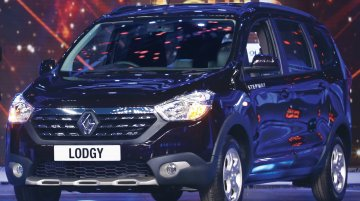 Renault Lodgy Stepway to follow, petrol variant ruled out - IAB Report