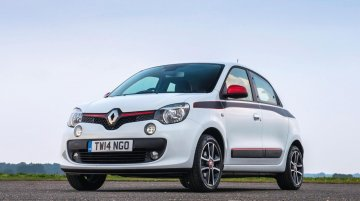 Renault Twingo Dynamique S top-end variant launched - UK