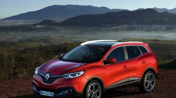 Renault working on a 7-seat crossover; Could be based on Nissan X-Trail - Report