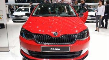 Skoda Fabia Monte Carlo, 'Skoda' edition Yeti, Rapid and Octavia - 2015 Geneva Motor Show