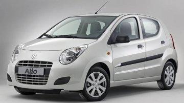 India-made Suzuki Alto (Maruti A-Star) Celebration edition launched - Netherlands