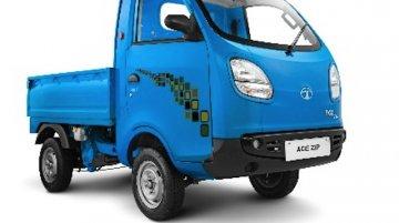 Tata Motors confirms Ace Zip electric variant - IAB Report