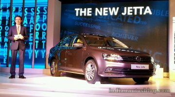 VW Jetta facelift launched at INR 13.87 lakhs - IAB Report