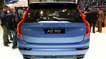 Volvo XC90 R-Design, V60 CC and S60 CC - 2015 Geneva Live