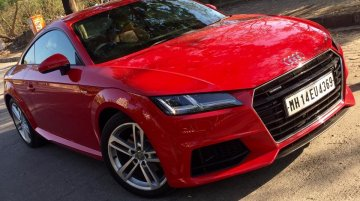 2015 Audi TT to launch in India in 45TFSI spec, detailed images emerge - Report