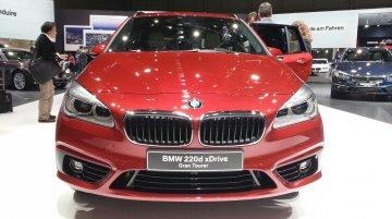 BMW 2 Series Gran Tourer - 2015 Geneva Live