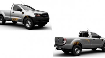 2015 Ford Ranger (facelift) to be revealed at Bangkok show this month [Update]