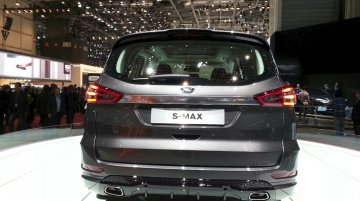 2015 Ford S-Max - 2015 Geneva Live