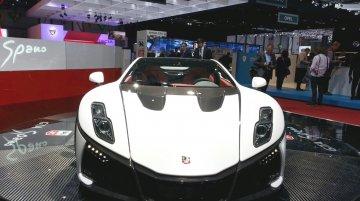 2015 GTA Spano at the 2015 Geneva Motor Show