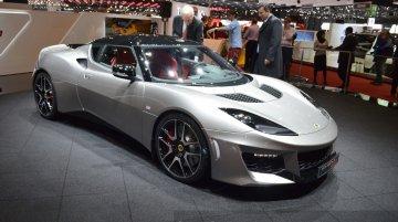 Lotus Evora 400 - 2015 Geneva Live