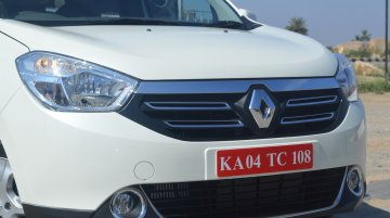 Renault Lodgy - Features and Specifications