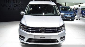 2015 VW Caddy - 2015 Geneva Live