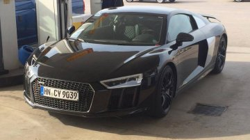 2016 Audi R8, R8 LMS revealed in Geneva [Update]